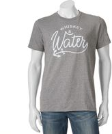"""Men's SONOMA Goods for LifeTM """"Whiskey and Water"""" Tee"""