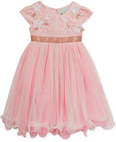 Rare Editions Lace Ballerina Dress, Baby Girls (0-24 months)
