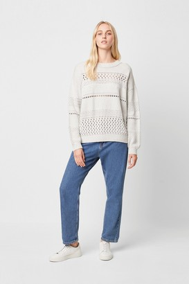 French Connection Trista Mozart Knits Round Neck Jumper