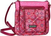 Waverly Paisley Quilted Large Crossbody Bag