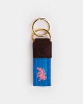Stussy Needle Point Keychain (Blue)