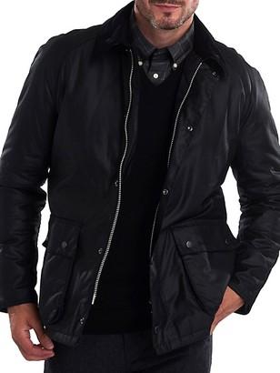 Barbour Tartan Strathyre Collared Jacket