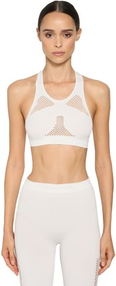 Unravel Active Stretch Mesh Bra Top