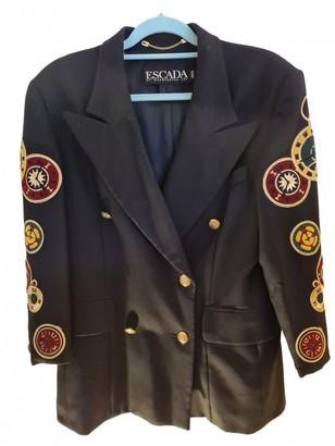 Escada Orange Cashmere Jacket for Women
