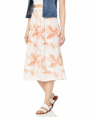 Roxy Women's from Coachella with Fun Mid Length Skirt