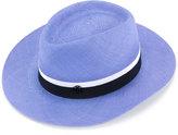 Maison Michel panama hat - women - Straw - S