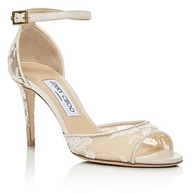 Jimmy Choo Women's Annie 85 Peep-Toe Pumps - 100% Exclusive