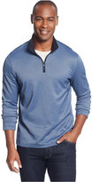 Alfani Quarter-Zip Pullover Sweater, Only at Macy's