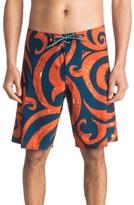 Quiksilver Men's Sulawesi Print Board Shorts
