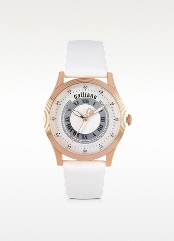 John Galliano Only Time Women's Watch