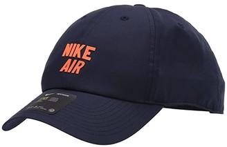 Nike Heritage86 Air Cap (Obsidian) Caps