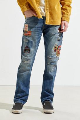 Polo Ralph Lauren Varick Patch Slim Jean