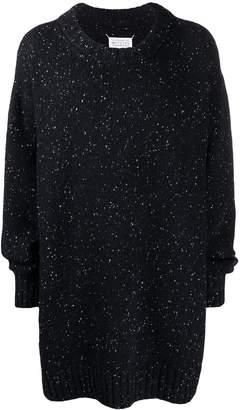 Maison Margiela chunky knit oversized jumper