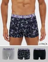 Cr7 CR7 Cristiano Ronaldo 3 Pack Trunk