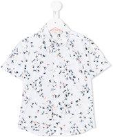 Anne Kurris - Skate print shirt - kids - Cotton - 4 yrs