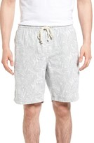Nordstrom Men's Print Chambray Shorts