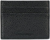 DSQUARED2 logo cardholder - men - Calf Leather - One Size