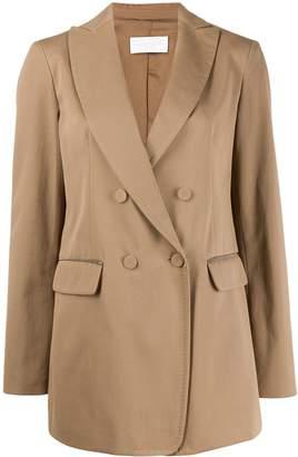 Fabiana Filippi classic double-breasted blazer