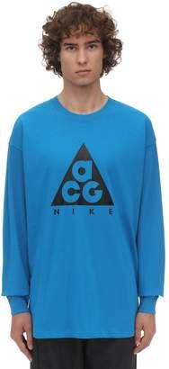 Nike Acg ACG L/S LOGO T-SHIRT