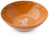 Disney Gourmet Mickey Mouse Bowl - Pumpkin/White