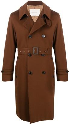 MACKINTOSH Monkton short trench coat