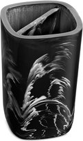 Paradigm Murano Black Toothbrush Holder