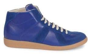 Maison Margiela Replica High-Top Sneakers