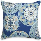 Bed Bath & Beyond 17-Inch Square Throw Pillow in Circles