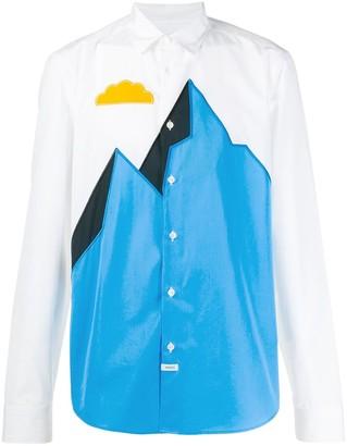 Kenzo mountain shirt