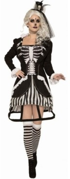 BuySeasons Women's House of Bones Eternal Bonez Adult Costume