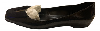 Pierre Hardy Black Patent leather Ballet flats