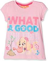 Nickelodeon Girl's Paw Patrol What A Good T-Shirt,(Manufacturer Size: 6 Years)
