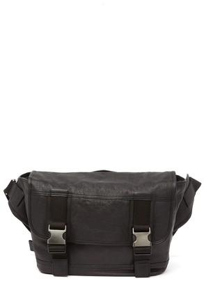 Frye Code Leather Messenger Bag