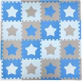 Tadpoles Playmat Set 16-Piece Stars