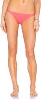 Mara Hoffman Side Strap Bikini Bottom