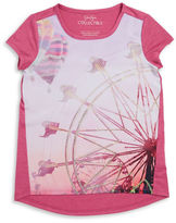 Jessica Simpson Girls 7-16 Ferris Wheel Tee