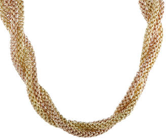 Fope Heritage  18K Two-Tone Necklace