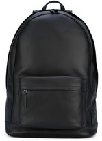 Pb 0110 front pocket backpack - unisex - Leather - One Size