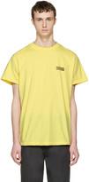 Noon Goons Yellow mad Society T-shirt