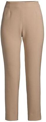 Peserico Side Zip Cropped Pants