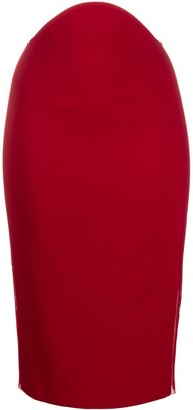 Loulou Slim-Fit Pencil Skirt