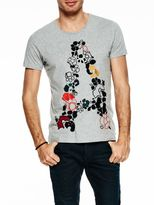 Scotch & Soda Embroidered T-Shirt