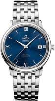 Omega Men's De Ville 37mm Steel Bracelet Automatic Watch 424.10.37.20.03.001