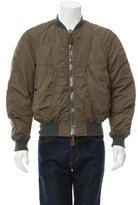 Burberry Down Bomber Jacket