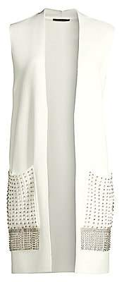 Kobi Halperin Women's Ashton Embellished Knit Vest