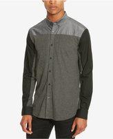 Kenneth Cole Reaction Men's Colorblocked Button-Down Shirt