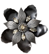 Oversized Flower Pin