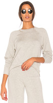 Splits59 Warm Up Pullover in Light Gray. - size L (also in M,XS)