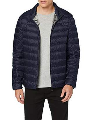 Geox Men's M Dereck D Coat,(Size: 58)