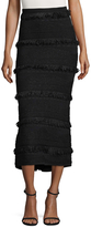 Alice McCall Women's New Flame Fringed Midi Skirt